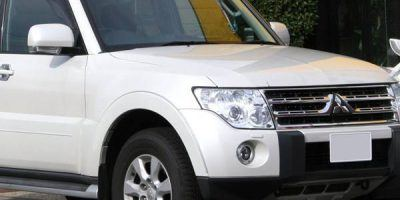 Mitsubishi Pajero Hire Mombasa