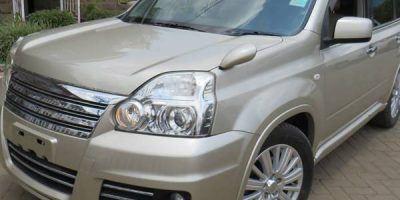 Nissan Xtrail Hire Mombasa