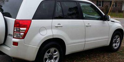 Suzuki Grand Vitara Hire Mombasa