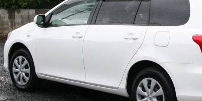 Toyota Corolla Fielder Hire Mombasa