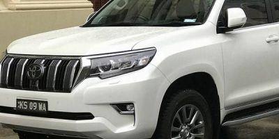 Toyota Prado Hire Mombasa