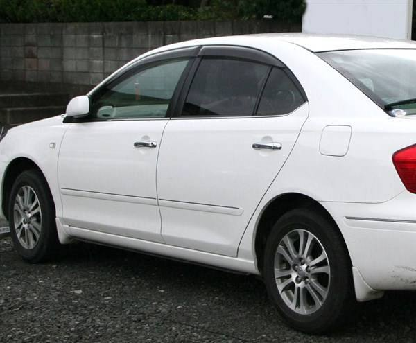 Toyota Premio Hire Mombasa