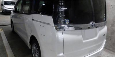 Toyota Voxy Hire Mombasa