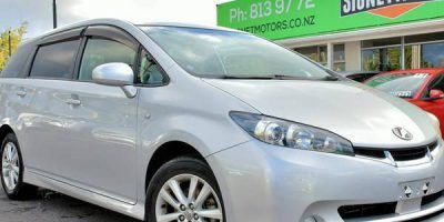Toyota Wish Hire Mombasa