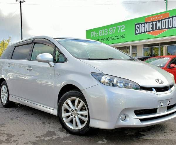 Toyota Wish Hire Mombasa