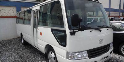 Coaster Bus Hire Mombasa